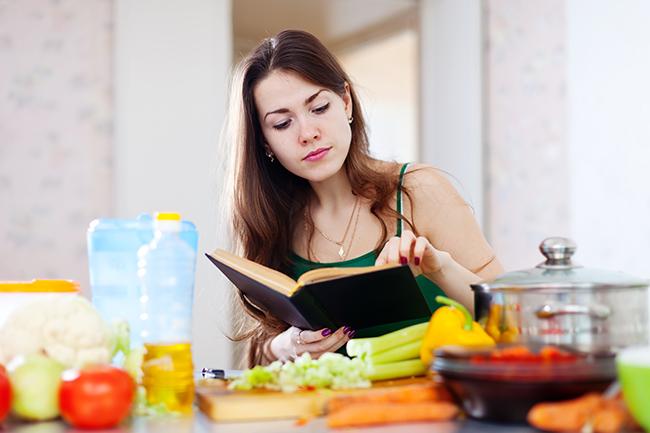 Кулинарные книги и рецепты на польском языке