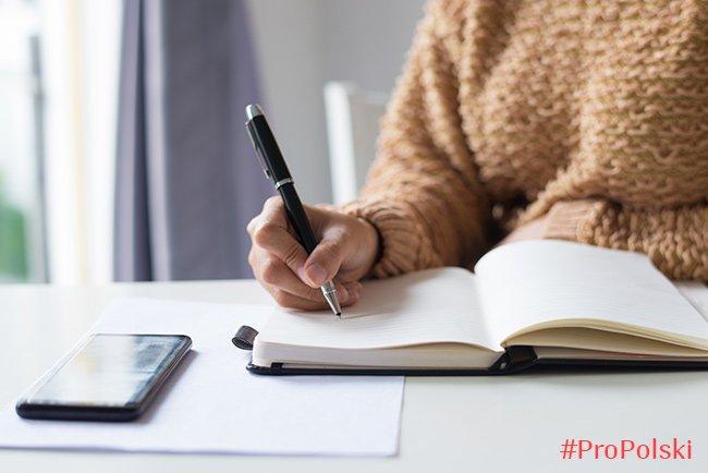 Дневник как помощь в изучении польского языка