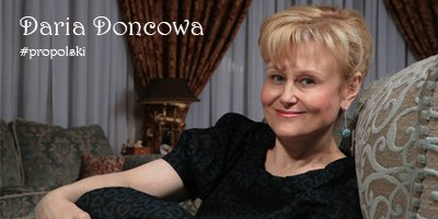 Дарья Донцова на польском языке