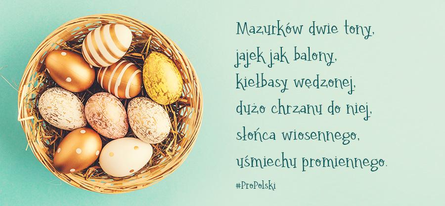 Śmieszne życzenia Wielkanocne