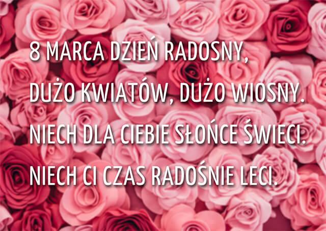 Женский день на польском языке - ProPolski