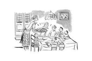"""""""Суп из золотых рыбок"""" на польском, главы 6 и 7, чтение"""